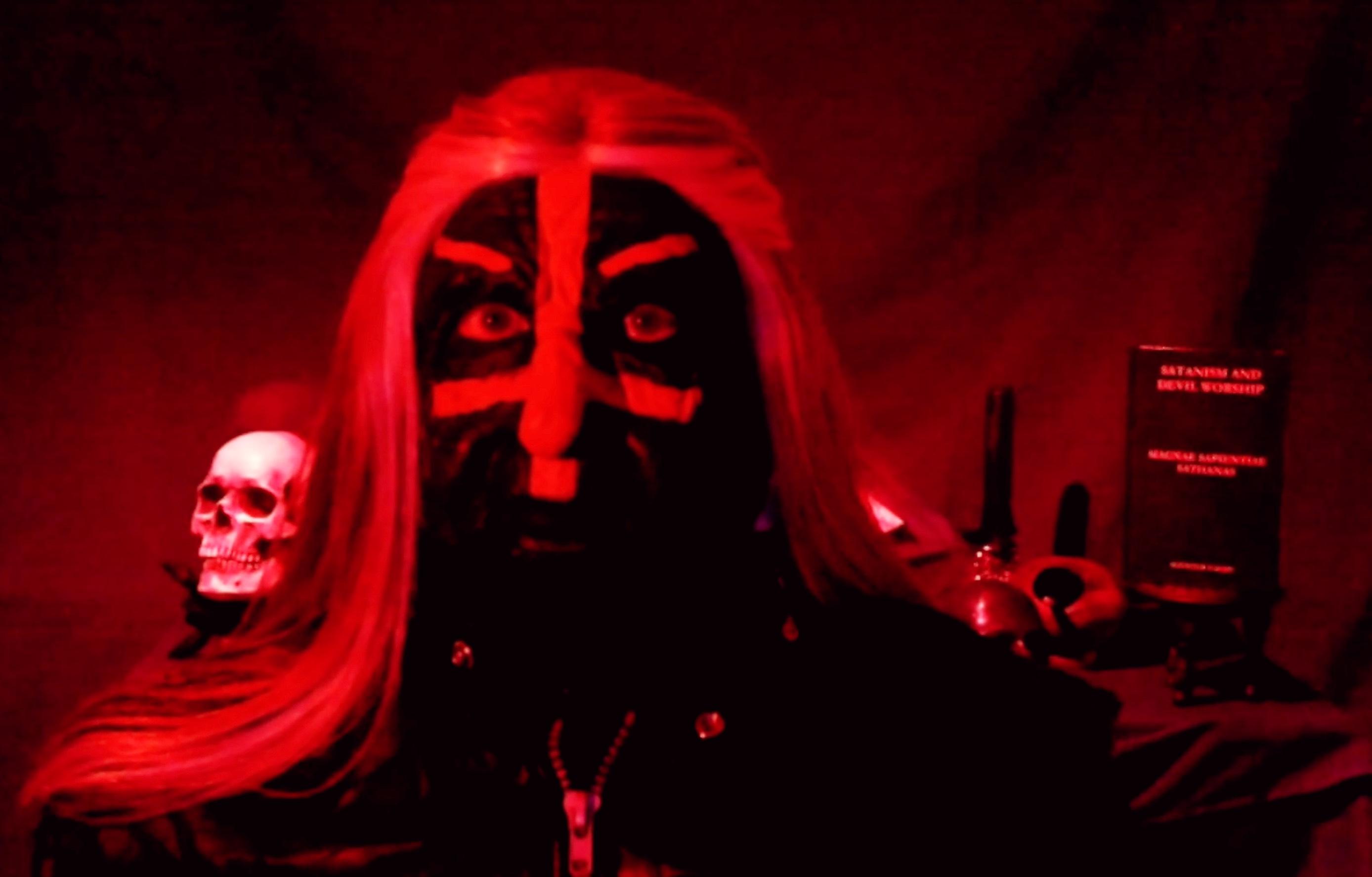 Official Website of Aleister Nacht Satanist, Devil Worshiper